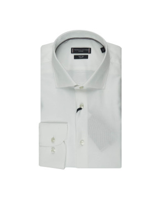 Tommy Tailoring Slim Fit Dobby Shirt