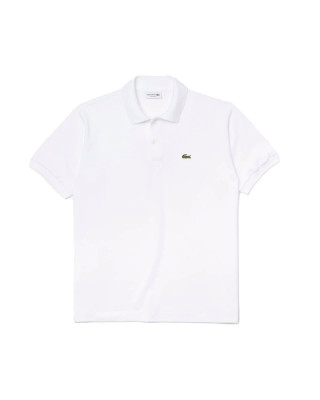 Lacoste Classic Fit Polo Shirt - White