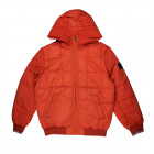 Tommy Hilfiger Quilted Hooded Bomber Jacket