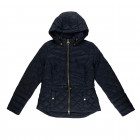 Barbour International Drifting Quilted Jacket - Navy