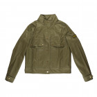 Barbour International Victory Casual Jacket - Light Army Green