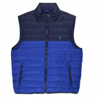 Polo Ralph Lauren Packable Water-Repellent Gilet - Royal Blue