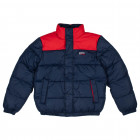 Tommy Jeans Corp Puffer Jacket - Twilight Navy Multi